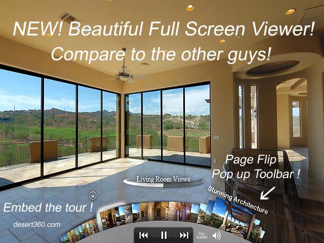 Phoenix Virtual Tour Photographers Desert 360 Virtual Tours